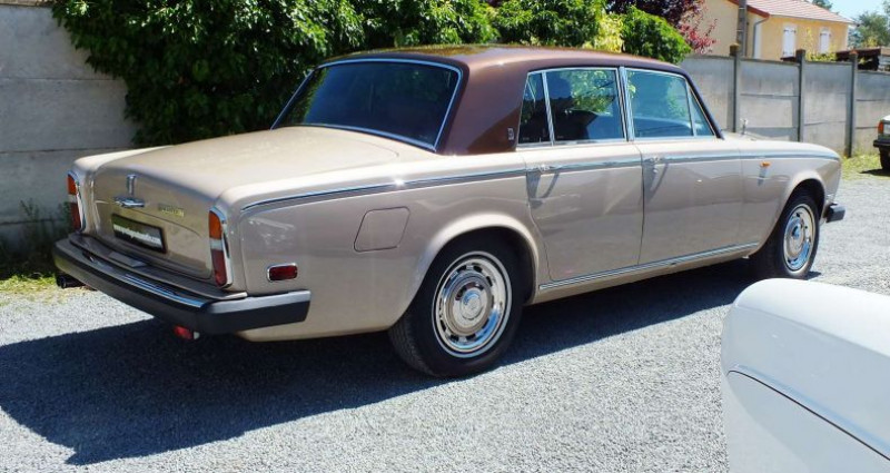 Rolls royce Silver Shadow 1977  occasion à Pouilly-les-Nonains - photo n°7