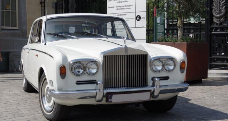 Rolls royce Silver Shadow Jack Barclay Blanc occasion à Perwez - photo n°3