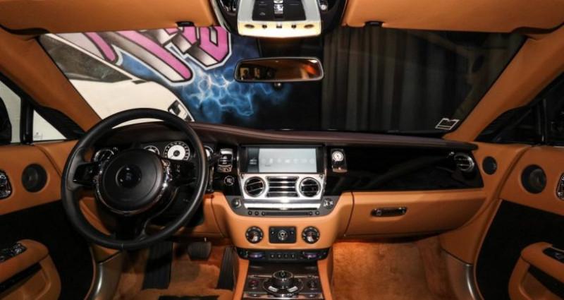 Rolls royce Wraith 6.6 V12 BVA Bleu occasion à CANNES - photo n°7