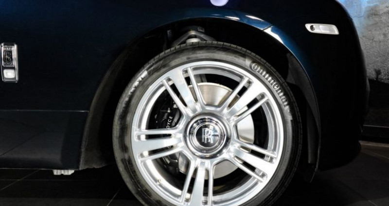 Rolls royce Wraith 6.6 V12 BVA Bleu occasion à CANNES - photo n°6