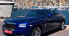 Rolls royce Wraith ROLLS ROYCE 6.6 V12 BVA 632ch 26.000KMS Bleu à Monaco 98