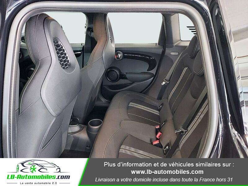 Rover Mini Cooper 136 ch Noir occasion à Beaupuy - photo n°4