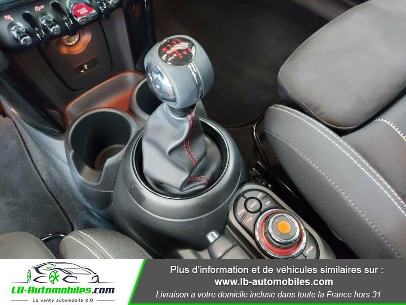 Rover Mini Cooper 136 ch Noir occasion à Beaupuy - photo n°6