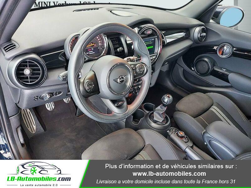 Rover Mini Cooper 136 ch Noir occasion à Beaupuy - photo n°2