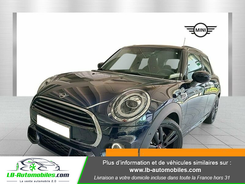 Rover Mini Cooper 136 ch Noir occasion à Beaupuy