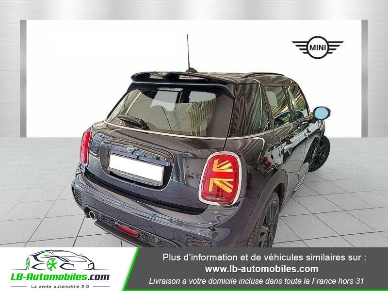 Rover Mini Cooper 136 ch Noir occasion à Beaupuy - photo n°3