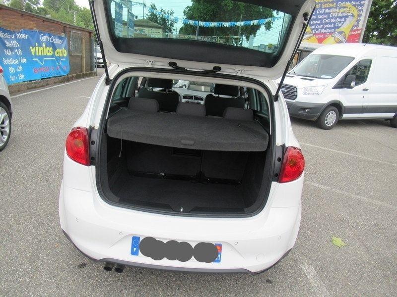Seat Altea 2.0 TDI 140CH FAP CR I-TECH Blanc occasion à Toulouse - photo n°7