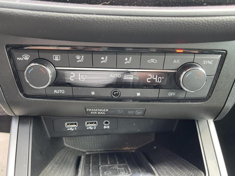 Seat Arona 1.0 Eco TSI 115 CH DSG 7  FR + OPTIONS Blanc occasion à Labège - photo n°12