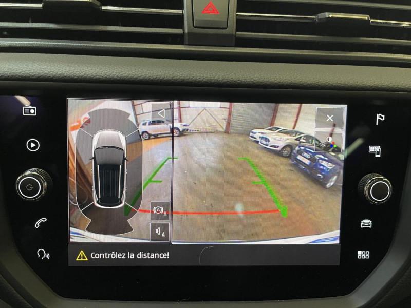 Seat Arona 1.0 Eco TSI 115 CH DSG 7  FR + OPTIONS Blanc occasion à Labège - photo n°7
