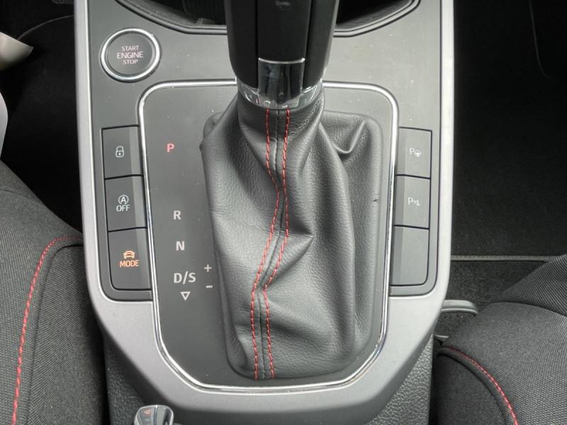 Seat Arona 1.0 Eco TSI 115 CH DSG 7  FR + OPTIONS Blanc occasion à Labège - photo n°15