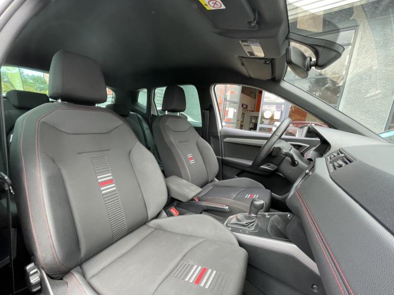Seat Arona 1.0 Eco TSI 115 CH DSG 7  FR + OPTIONS Blanc occasion à Labège - photo n°9