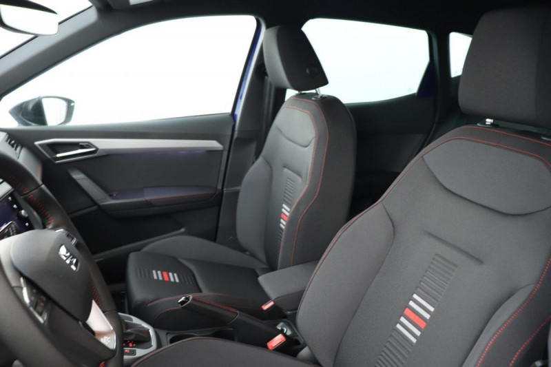 Seat Arona 1.0 EcoTSI 110 ch Start/Stop DSG7 FR Bleu occasion à Saint-Priest - photo n°5