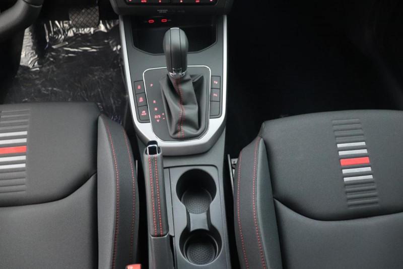 Seat Arona 1.0 EcoTSI 110 ch Start/Stop DSG7 FR Gris occasion à Saint-Priest - photo n°12