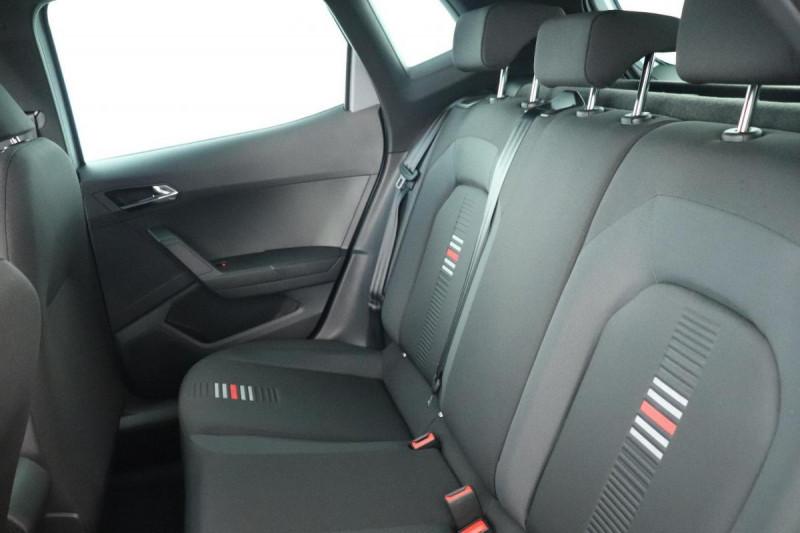 Seat Arona 1.0 EcoTSI 110 ch Start/Stop DSG7 FR Gris occasion à Saint-Priest - photo n°6
