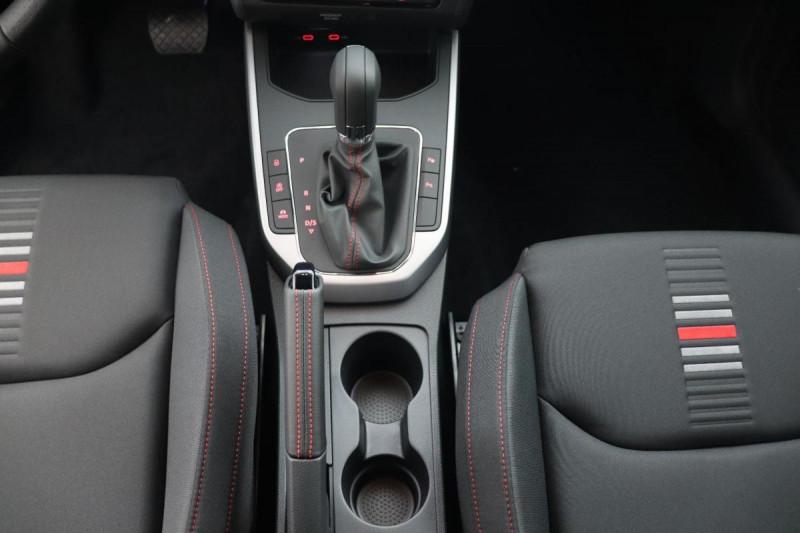 Seat Arona 1.0 EcoTSI 110 ch Start/Stop DSG7 FR Bleu occasion à Saint-Priest - photo n°12