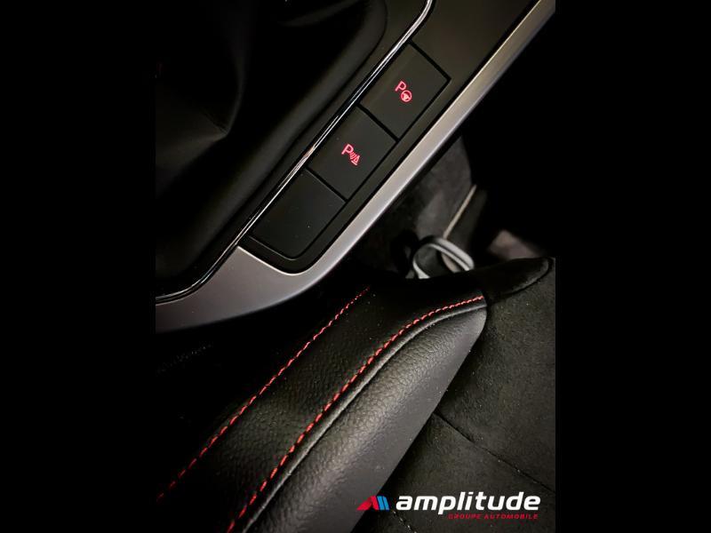 Seat Arona 1.0 EcoTSI 115ch Start/Stop FR DSG Euro6d-T Blanc occasion à Dole - photo n°19