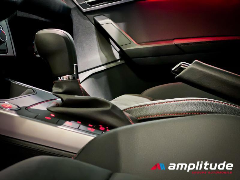 Seat Arona 1.0 EcoTSI 115ch Start/Stop FR DSG Euro6d-T Blanc occasion à Dole - photo n°10