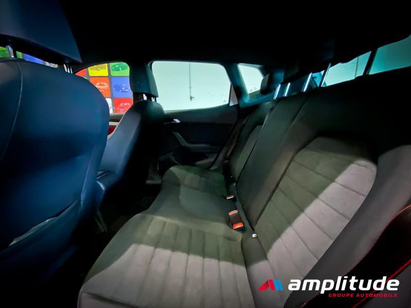 Seat Arona 1.0 EcoTSI 115ch Start/Stop FR DSG Euro6d-T Blanc occasion à Dole - photo n°13