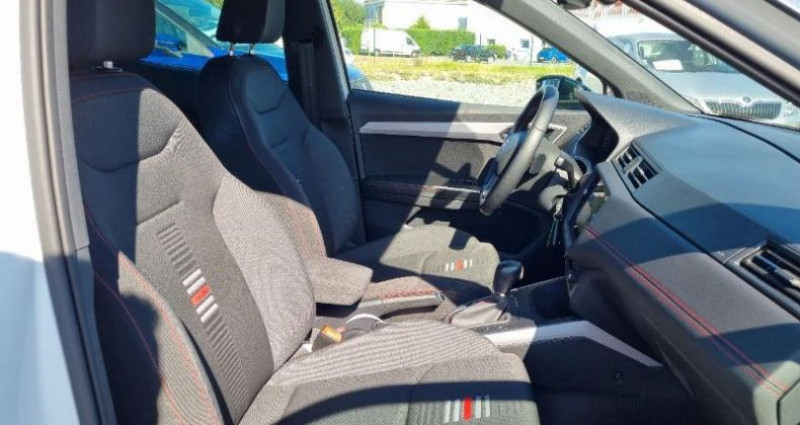 Seat Arona 1.0 EcoTSI 115ch Start/Stop FR DSG Blanc occasion à La Rochelle - photo n°7