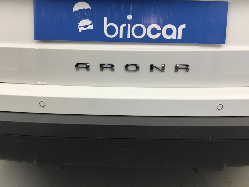 Seat Arona 1.0 EcoTSI 115ch Style + Radar AR Blanc occasion à SAINT-GREGOIRE - photo n°19