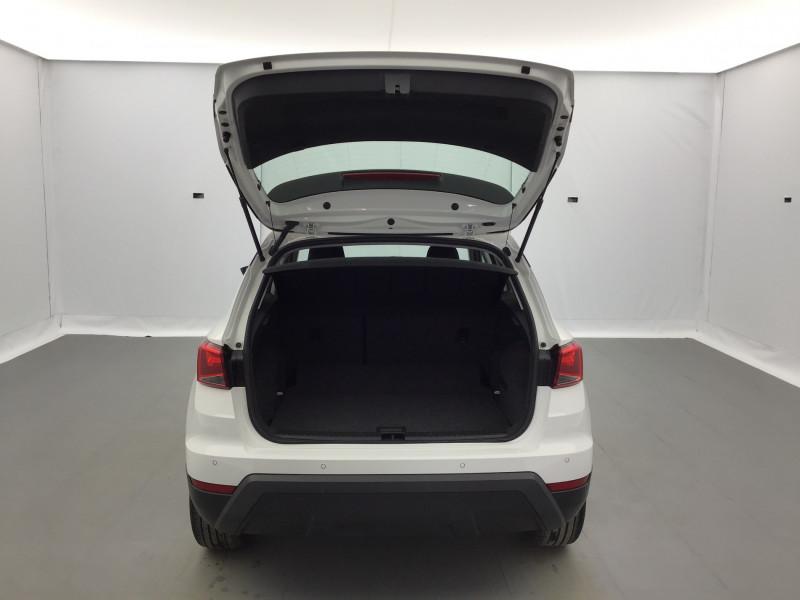 Seat Arona 1.0 EcoTSI 115ch Style + Radar AR Blanc occasion à SAINT-GREGOIRE - photo n°20