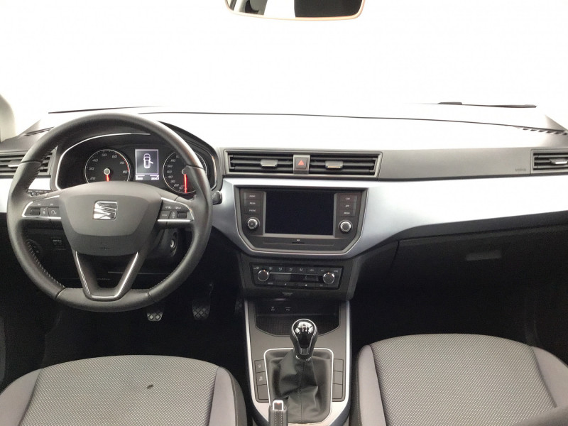Seat Arona 1.0 EcoTSI 115ch Style + Radar AR Blanc occasion à SAINT-GREGOIRE - photo n°15