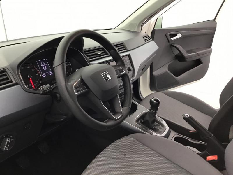 Seat Arona 1.0 EcoTSI 115ch Style + Radar AR Blanc occasion à SAINT-GREGOIRE - photo n°10