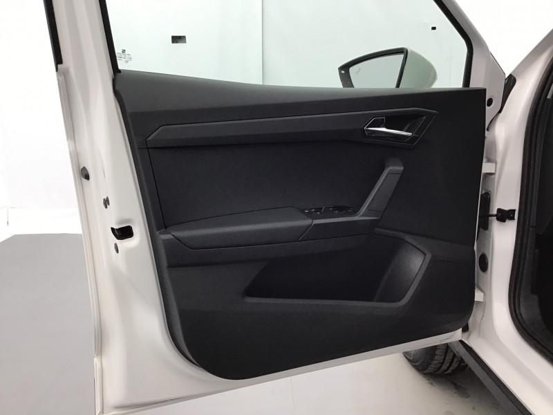 Seat Arona 1.0 EcoTSI 115ch Style + Radar AR Blanc occasion à SAINT-GREGOIRE - photo n°11