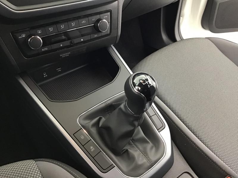 Seat Arona 1.0 EcoTSI 115ch Style + Radar AR Blanc occasion à SAINT-GREGOIRE - photo n°13