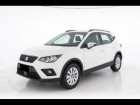 Seat Arona 1.0 EcoTSI 115ch Style + Radar AR Blanc à SAINT-GREGOIRE 35