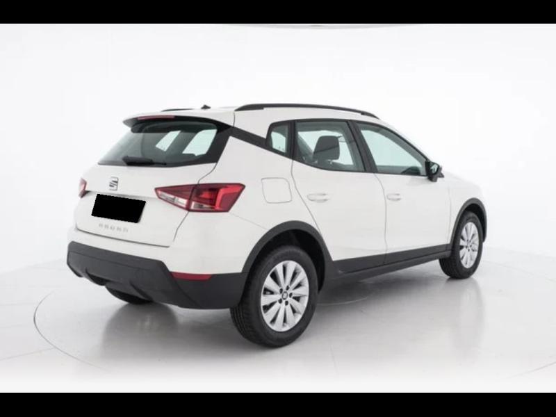 Seat Arona 1.0 EcoTSI 115ch Style + Radar AR Blanc occasion à SAINT-GREGOIRE - photo n°2