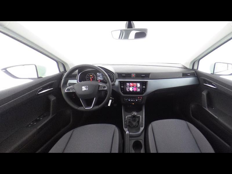 Seat Arona 1.0 EcoTSI 115ch Style + Radar AR Blanc occasion à SAINT-GREGOIRE - photo n°3