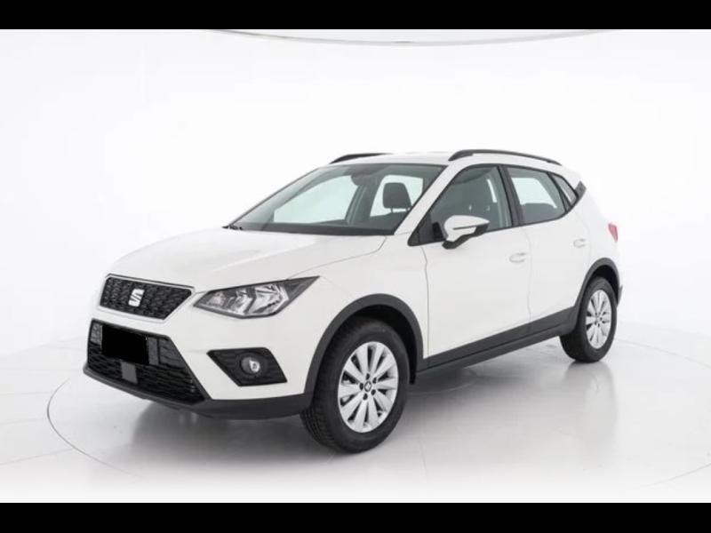 Seat Arona 1.0 EcoTSI 115ch Style + Radar AR Blanc occasion à SAINT-GREGOIRE