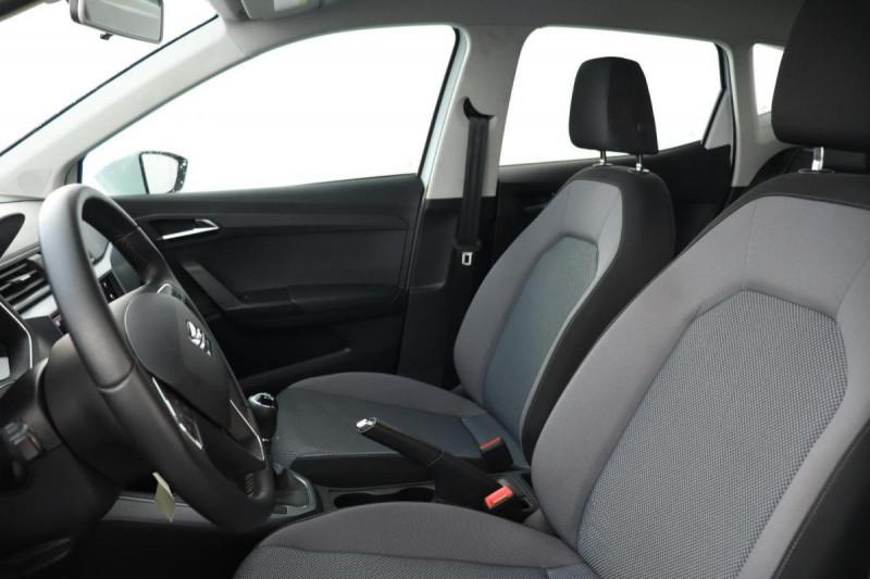 Seat Arona 1.0 EcoTSI 95 ch Start/Stop BVM5 Xcellence Blanc occasion à Saint-Priest - photo n°5