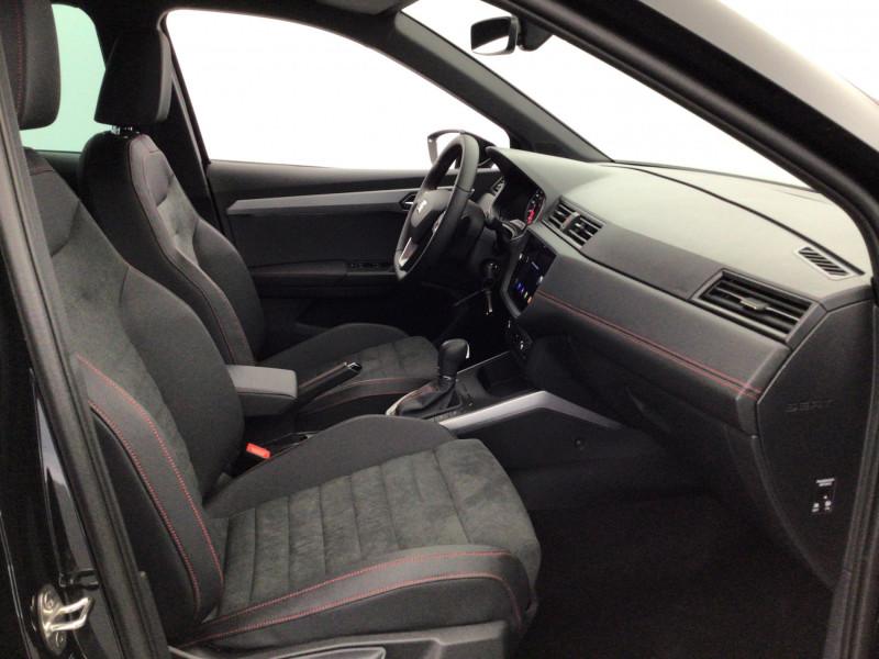 Seat Arona 1.0 TSI 110ch FR DSG + Pack Assist Noir occasion à SAINT-GREGOIRE - photo n°14