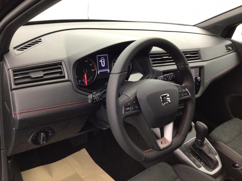 Seat Arona 1.0 TSI 110ch FR DSG + Pack Assist Noir occasion à SAINT-GREGOIRE - photo n°10