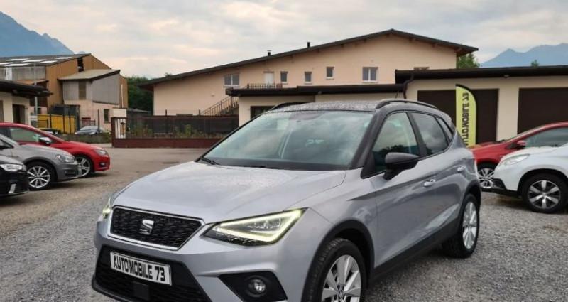 Seat Arona 1.6 tdi 95 urban 05/2019 11000kms 1°MAIN GPS PARK ASSIST CAM  occasion à Frontenex