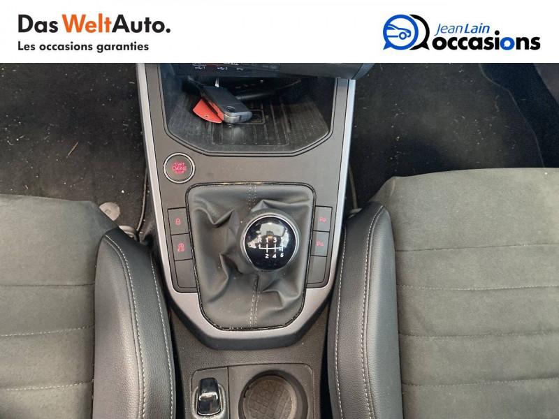 Seat Arona Arona 1.0 EcoTSI 115 ch Start/Stop BVM6 Urban Sport Line 5p Gris occasion à Voiron - photo n°13