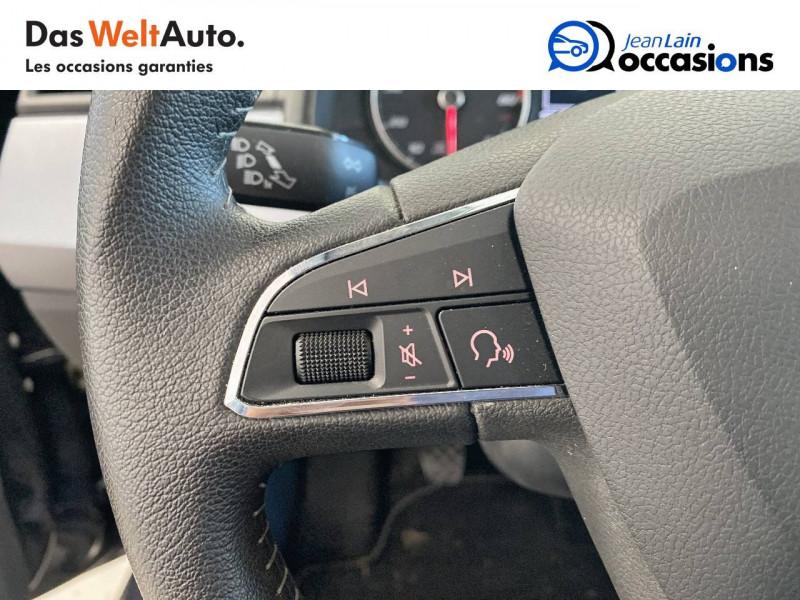 Seat Arona Arona 1.0 EcoTSI 115 ch Start/Stop BVM6 Urban Sport Line 5p Gris occasion à Voiron - photo n°12
