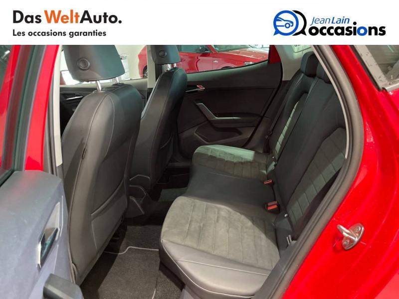 Seat Arona Arona 1.0 EcoTSI 95 ch Start/Stop BVM5 Urban 5p Rouge occasion à Albertville - photo n°17