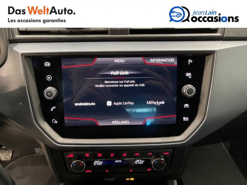 Seat Arona Arona 1.0 EcoTSI 95 ch Start/Stop BVM5 Urban 5p Rouge occasion à Albertville - photo n°15