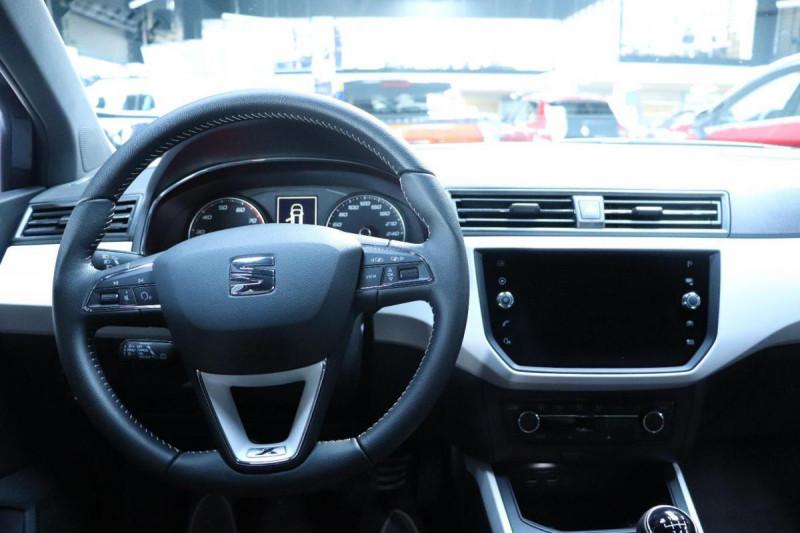 Seat Arona XCELLENCE 1.0 115CV Gris occasion à Aubière - photo n°4