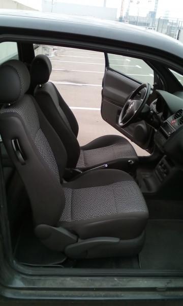 Seat Arosa SEAT AROSA 1.4 SELECT Noir occasion à Ivry-sur-Seine - photo n°7