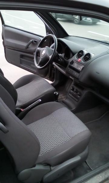 Seat Arosa SEAT AROSA 1.4 SELECT Noir occasion à Ivry-sur-Seine - photo n°6
