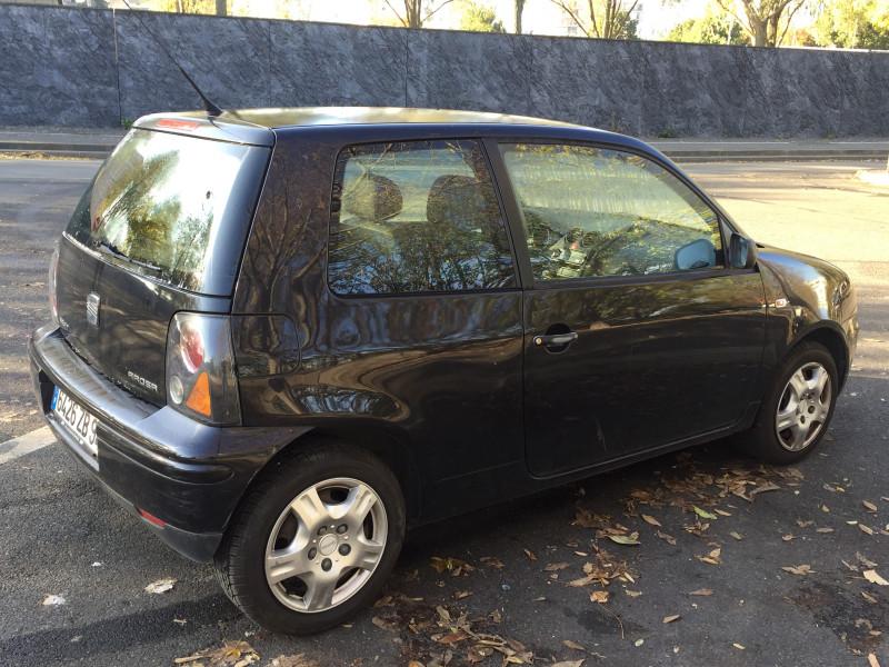 Seat Arosa SEAT AROSA 1.4 SELECT Noir occasion à Ivry-sur-Seine - photo n°9