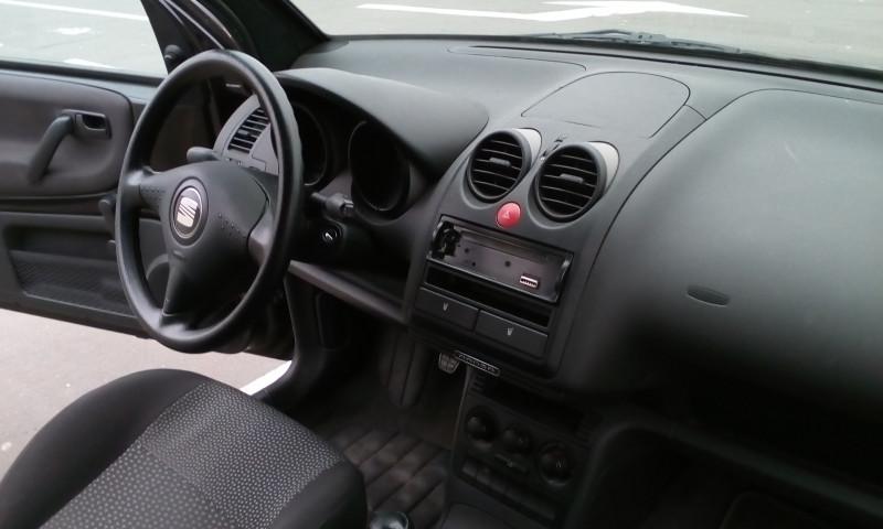 Seat Arosa SEAT AROSA 1.4 SELECT Noir occasion à Ivry-sur-Seine - photo n°8