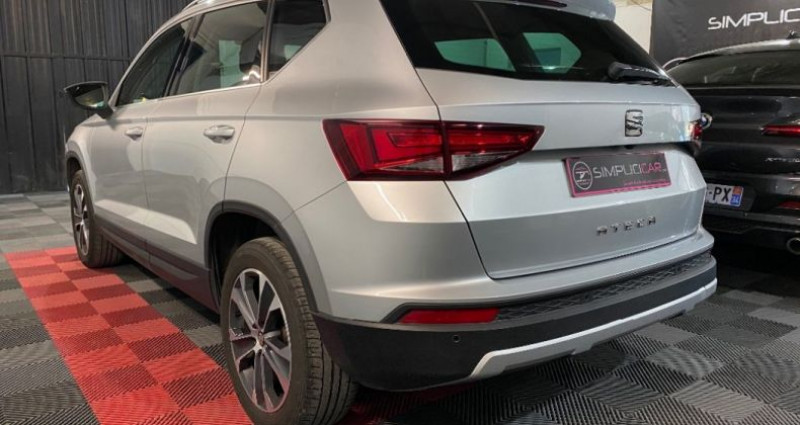 Seat Ateca 1.4 ECO TSI 150ch Act Style  occasion à MONTPELLIER - photo n°3
