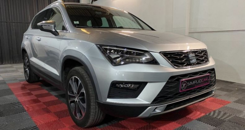 Seat Ateca 1.4 ECO TSI 150ch Act Style  occasion à MONTPELLIER