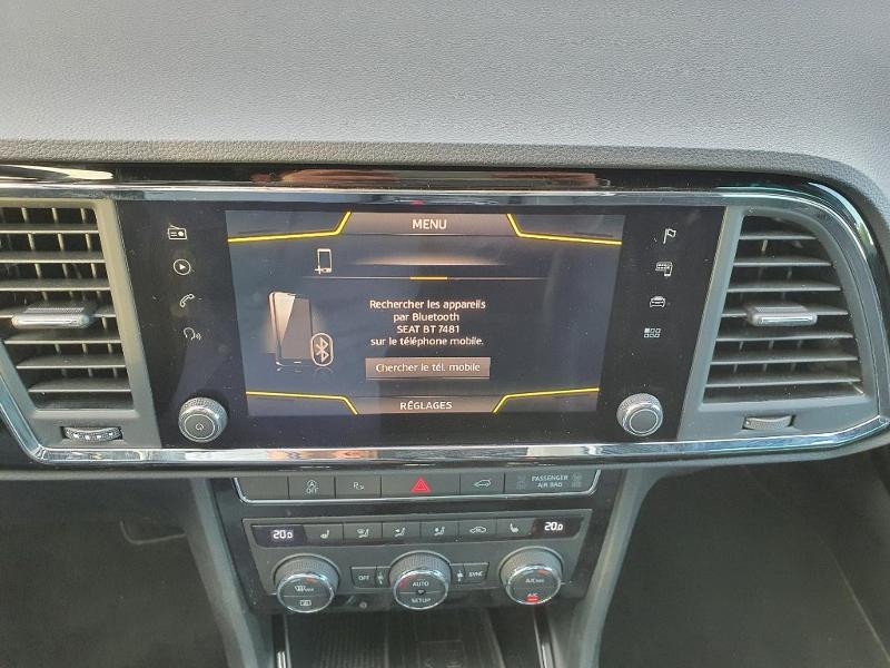 Seat Ateca 1.5 TSI 150ch ACT Start&Stop Xcellence DSG Euro6d-T Gris occasion à Albi - photo n°7