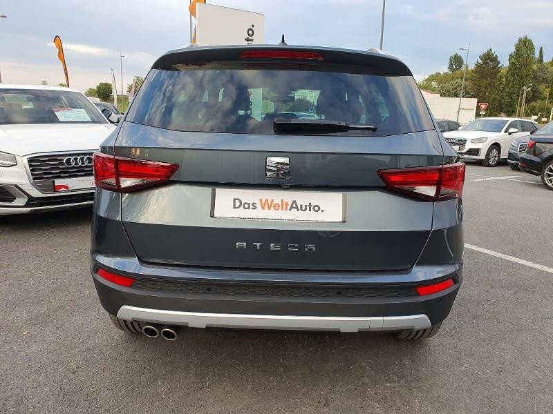 Seat Ateca 1.5 TSI 150ch ACT Start&Stop Xcellence DSG Euro6d-T Gris occasion à Albi - photo n°15